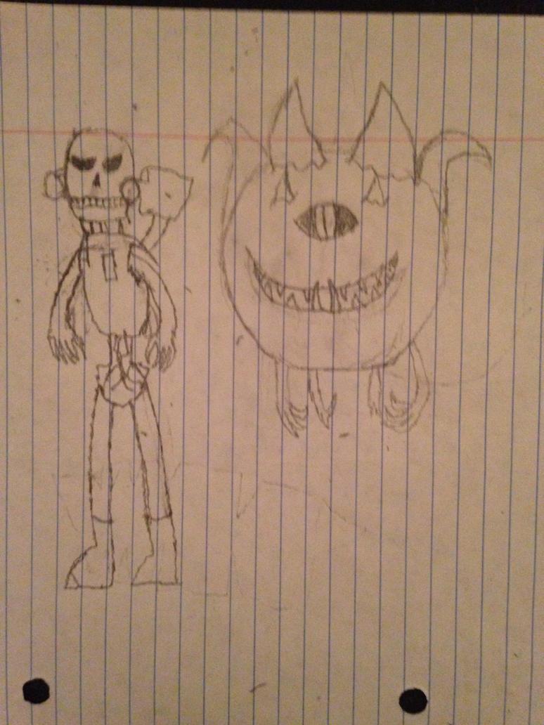 Doom Demons by StantheSpider