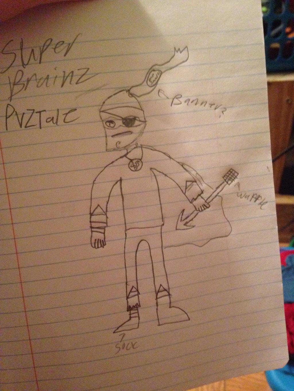 PvZTale (Super Brainz) [Undyne] by StantheSpider