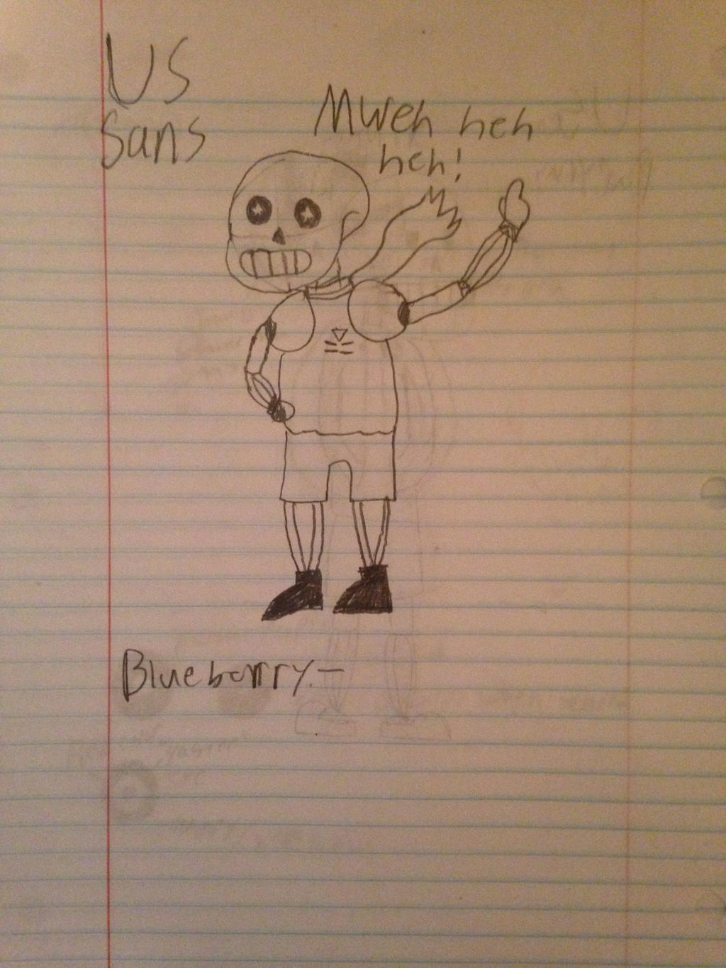 The Great Blueberry Sans by StantheSpider