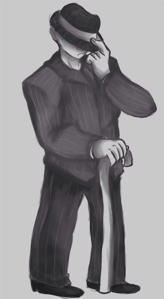 Mafia!DeviantArtists (The Meme Father) by StantheSpider