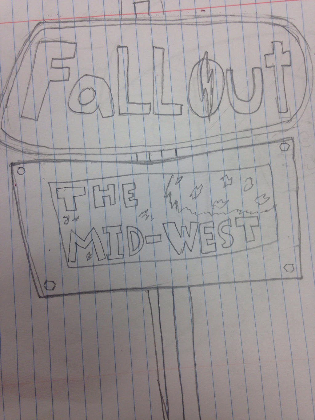 Fallout: The Mid-West (Fan Made!!) by StantheSpider