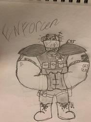 The Enforcer (PvZ)