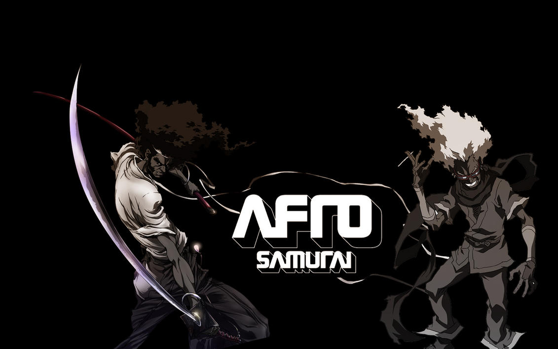 Afro Samurai by lodzi