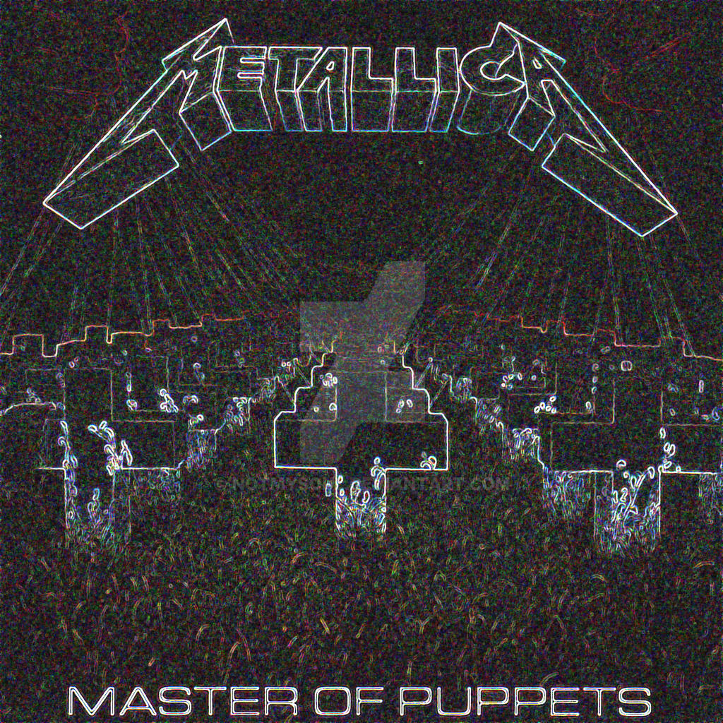 Metallica Master Of Puppets Edit By Notmysoul