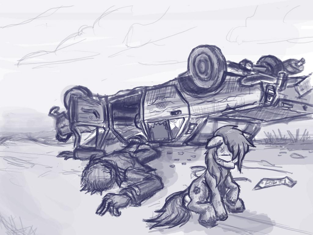 Ponies don't die by Ulyanovetz