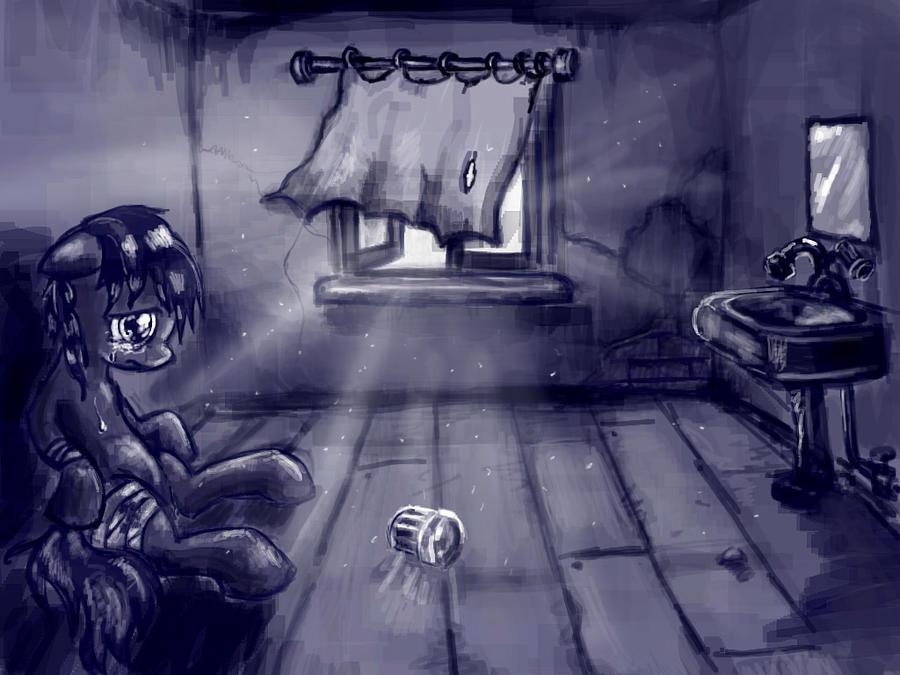 Silent sorrow by Ulyanovetz