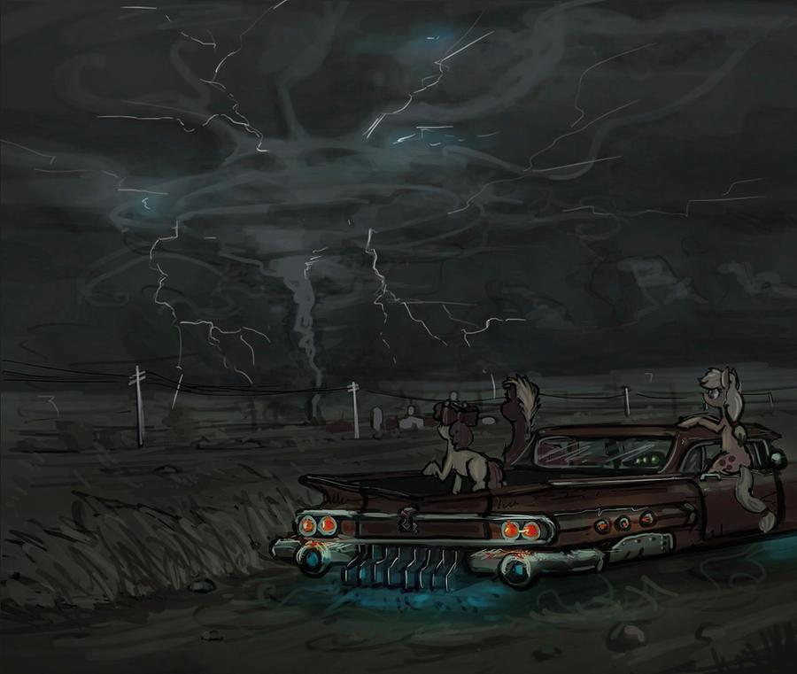 Storm of the century by Ulyanovetz
