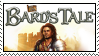 The Bard's Tale stamp by drathe
