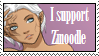 I support Zinoodle stamp by drathe