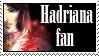 DA2 Hadriana fan stamp by drathe
