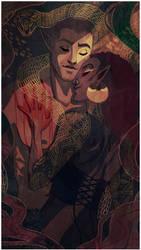 the elder scrolls: lovers by drathe