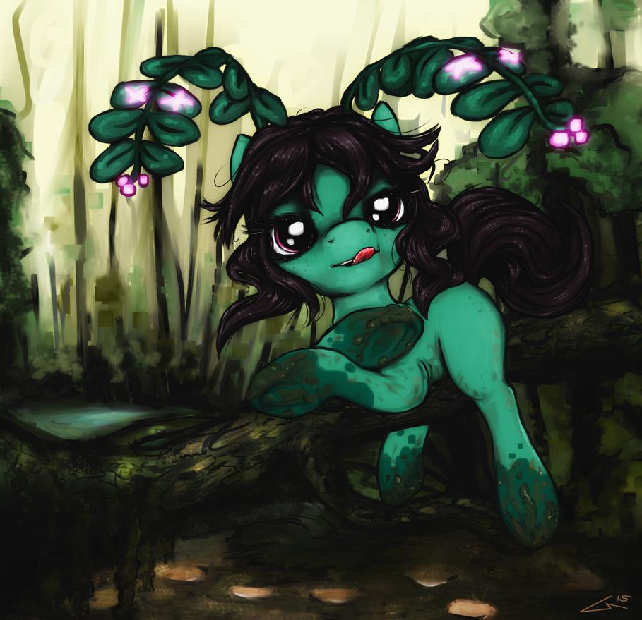 best pony by Oblitor