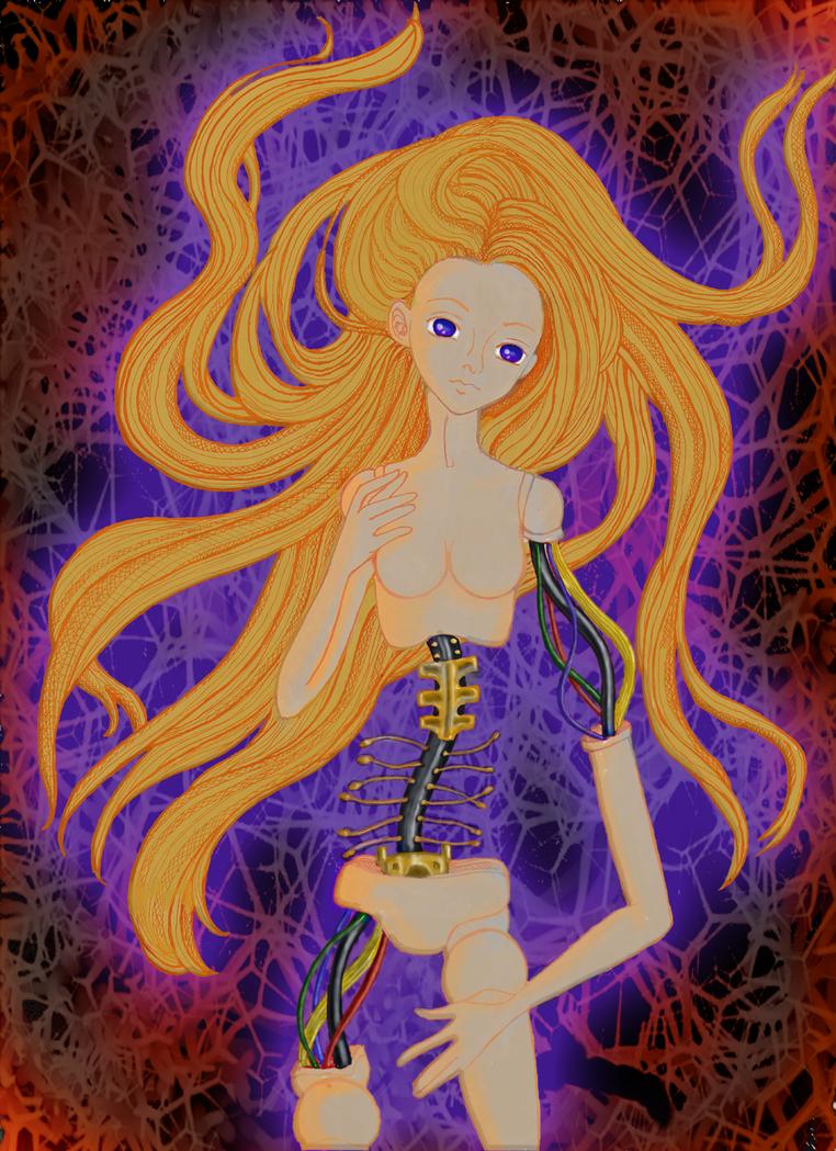 Ghost in the Shell by Himeko-Hikari