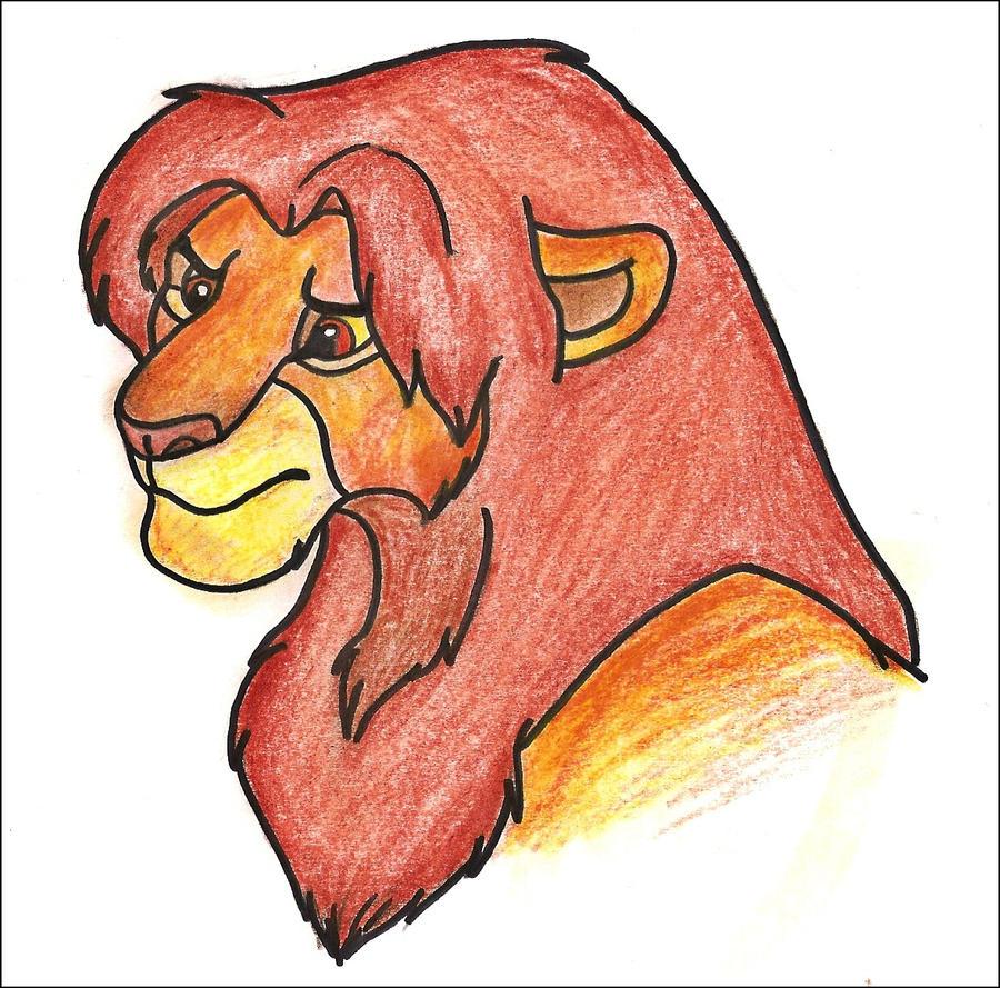 Simba by Tayarinne