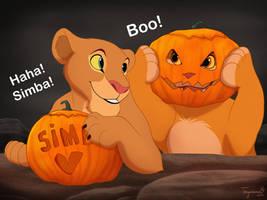 Halloween TLK by Tayarinne