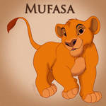 Mufasa cub