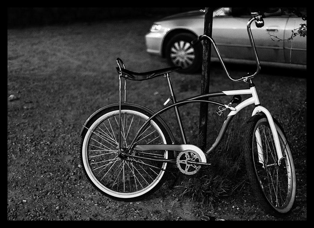 Bicycle by Vesperal