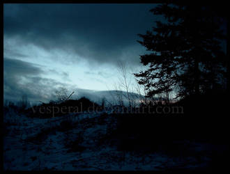Nightfall by Vesperal