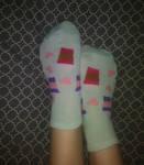 Smelly exs socks