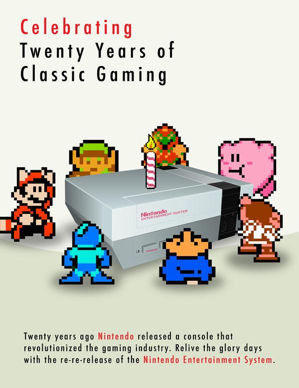 NES Advertisment by dxprog on DeviantArt