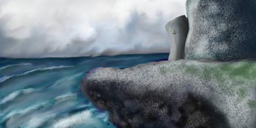 Cliff Terrace by Gerundive