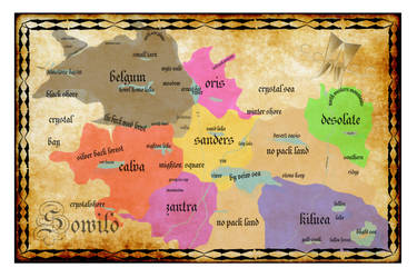 Map of Sowilo by Gerundive