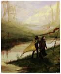 Robert and Eddard