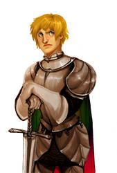 Brienne of Tarth by Enife