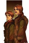 Reed siblings