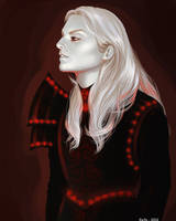 Rhaegar Targaryen by Enife