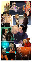 Mass Effect - Moments