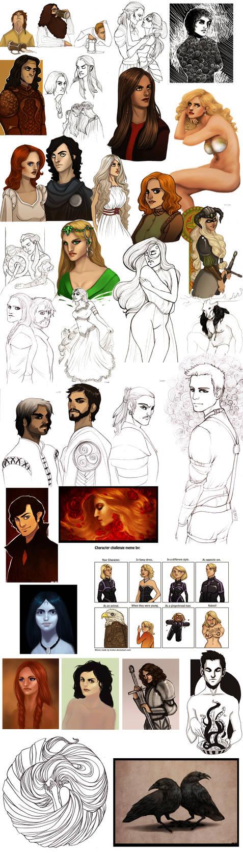 Sketchdump II