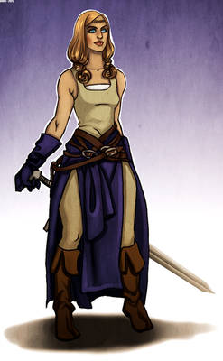 Huntswoman Laurel