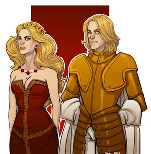 Lannister twins