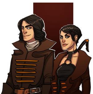 Greyjoy siblings