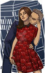 Commission: Clara and the Doctor