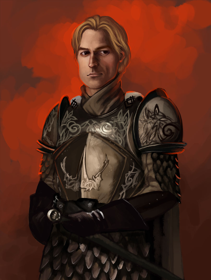 Commission: Jaime by Enife