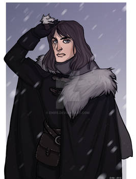 Commission: Jon Snow