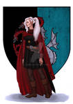 Commission: Visenya Targaryen