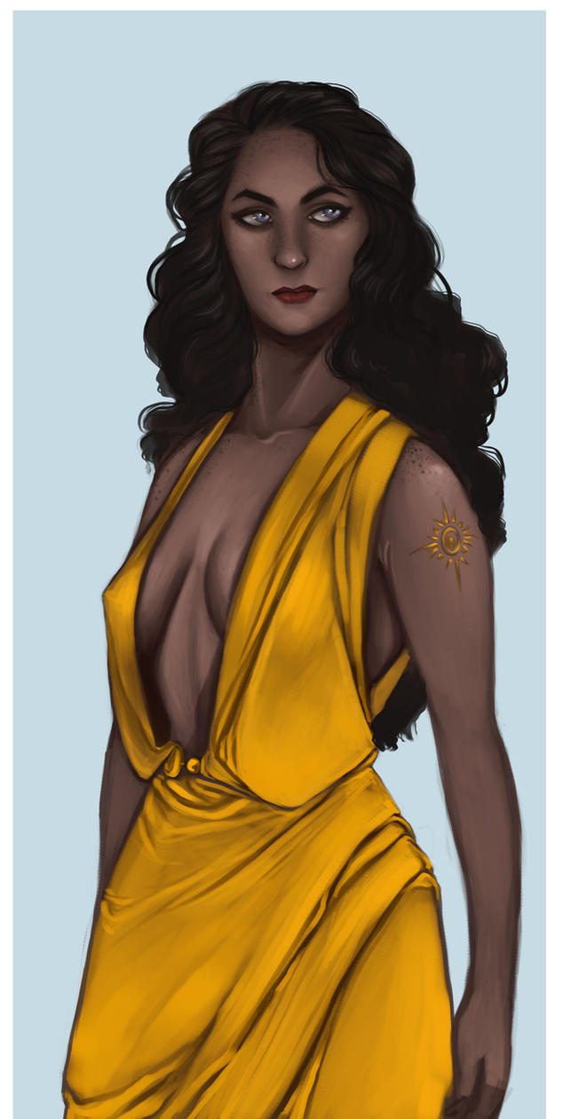 Yellow by Enife