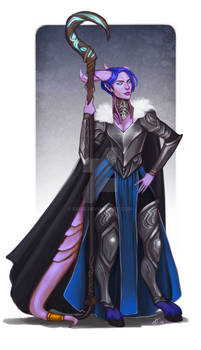 Commission: Zelurk