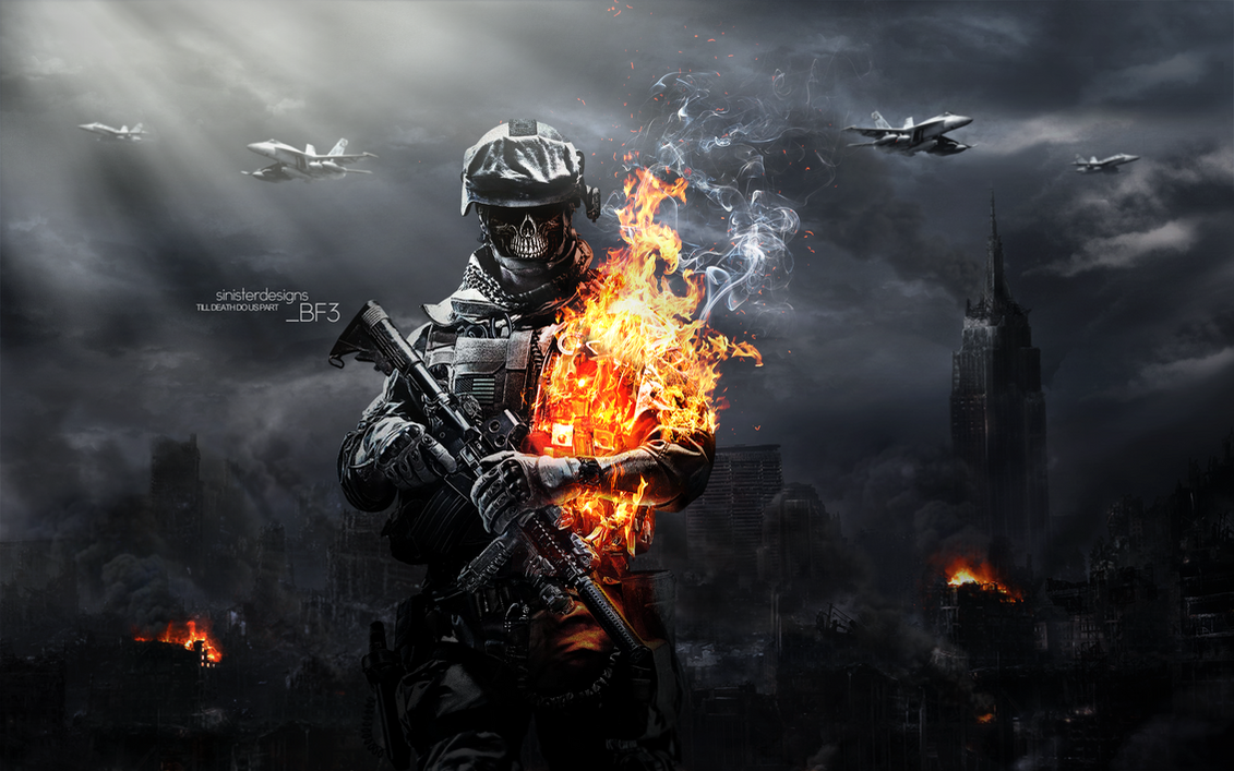 BF3 Till Death Do Us Part WP by SpectreSinistre