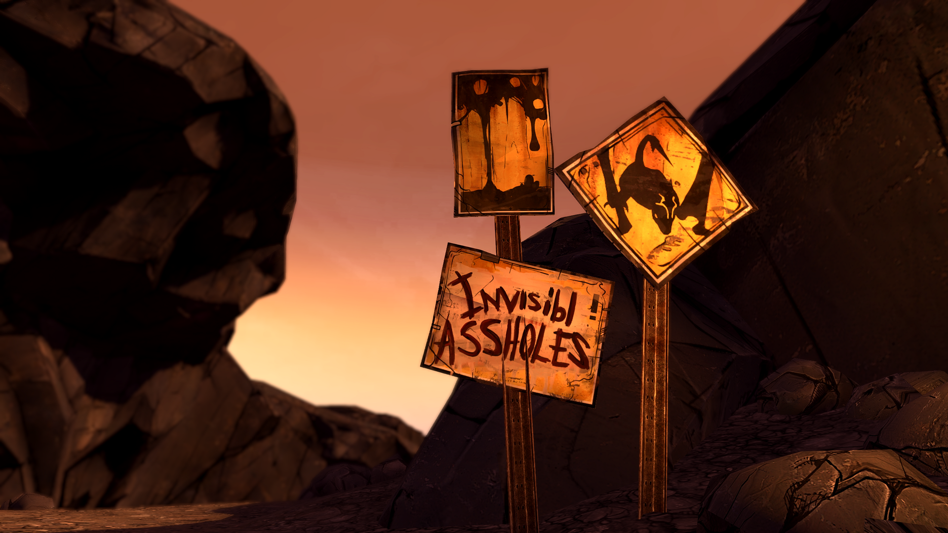 Borderlands 2 Invisible What