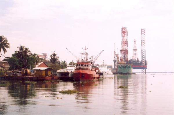 Cochin Backwater