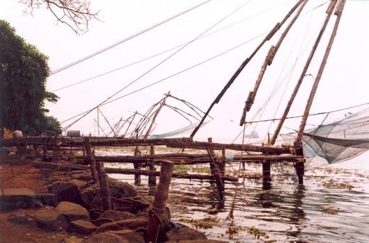 Cochin Fishing Habour