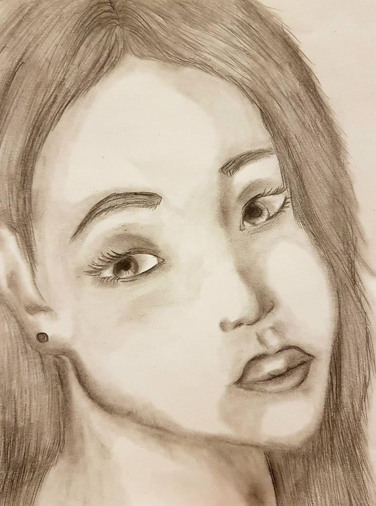 Portrait by avoranic