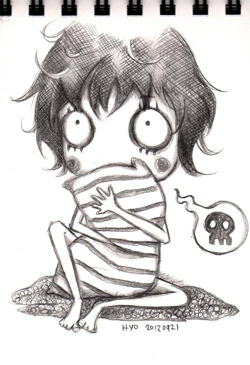 Insomnia by Kasumi-Hyo