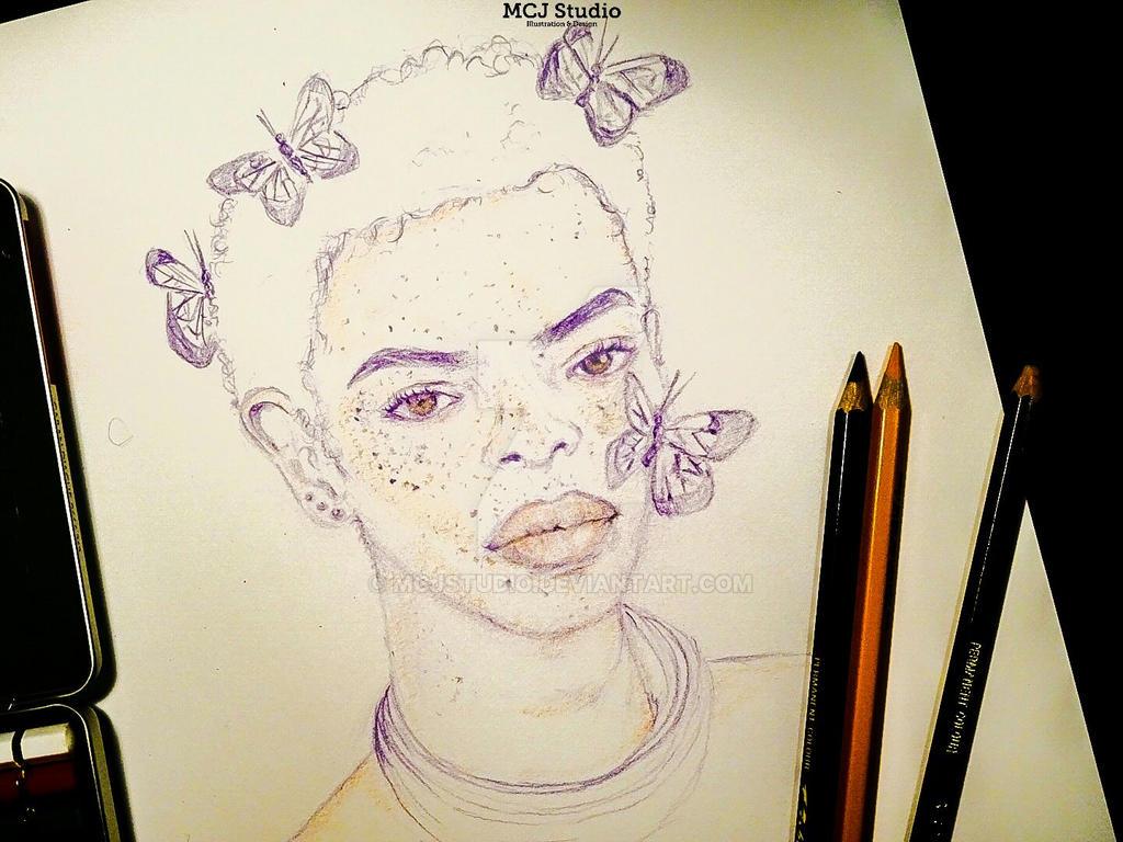 Butterflies by mcjstudio