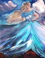 Cinderella by moma92mapi