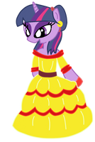 In A Dress As Old As Time... by PrincessBry